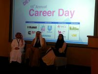 Career Day Effat Univeristy2 - Arab Woman Platfrom