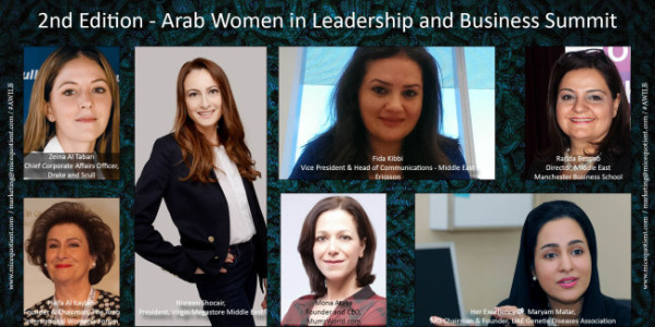 arab women and leadership Women's democracy network (wdn) and arab women's leadership institute (awli) african women's leadership insitute, an initiative of akina mama wa africa cross-sector women's caucuses.